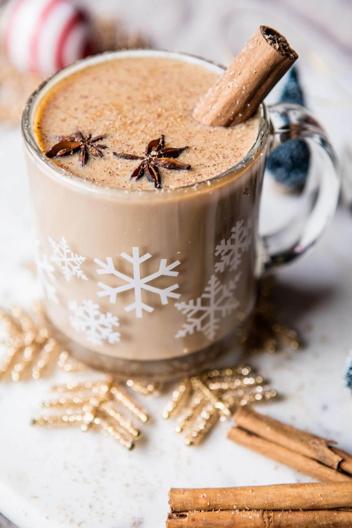 Warm Cinnamon Nightcap